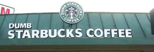 """Dumb Starbucks"" and Trademark Parody"