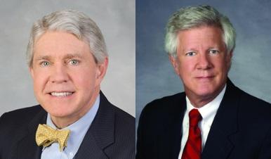 Ben White and Robert Lower