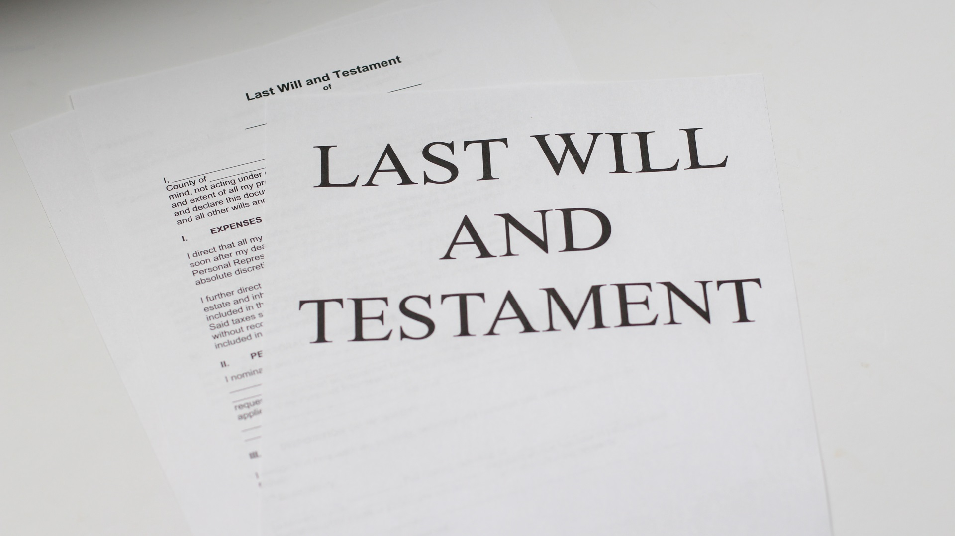 I Wanna Be Probated: A Wills Seminar for Musicians and Arts