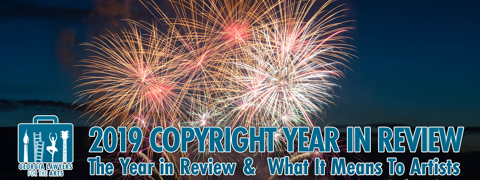 World IP Day: 2019 Copyright - The Year in Review & What It Means To Artists (Virtual Seminar)