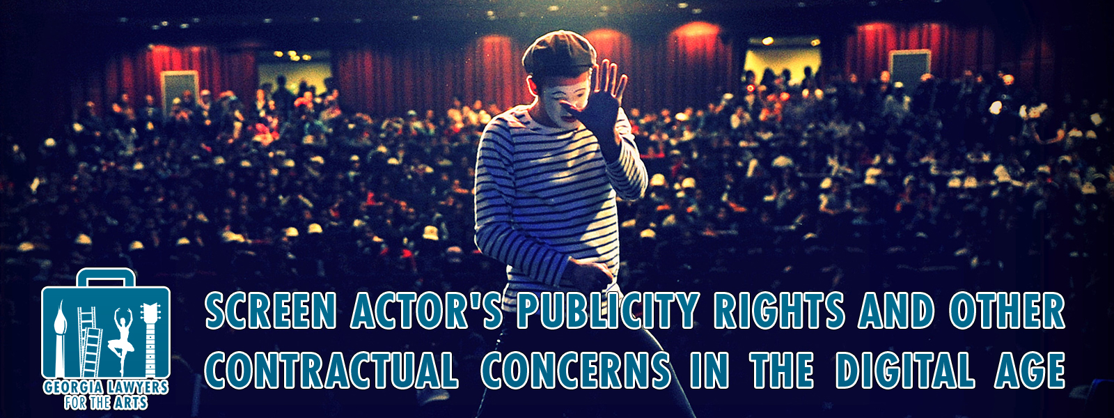 Screen Actor's Publicity Rights and Other Contractual Concerns in the Digital Age (Virtual Seminar)